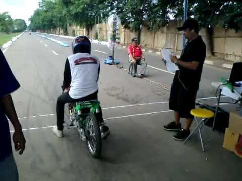 DRAG BIKE IFO MOTOR SPORTS 2011 SERI KE 2