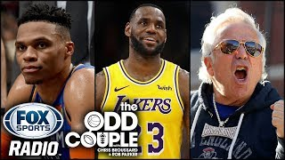 Chris Broussard & Rob Parker LIVE - Russell Westbrook, Lakers & the NBA Playoffs