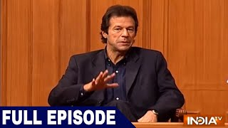 Imran Khan in Aap Ki Adalat (Full Interview)