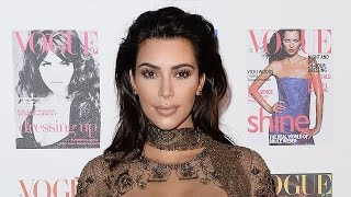 'KUWTK': Kim Kardasian Doesn't 'Want to Cry in Front of the Kids' Following Paris Robbery