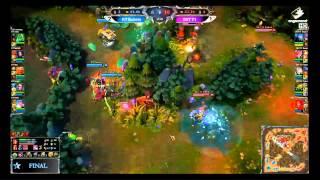 SK Telecom T1 vs KT Bullets Game 4