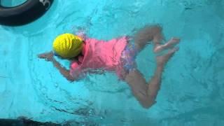 Belajar berenang pemula part 2