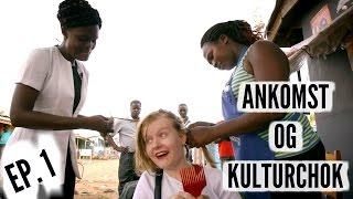 ANKOMST OG KULTURCHOK // Min tur til Kenya