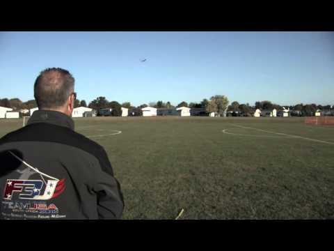 RC soaring F3J Flights with Daryl Perkins