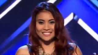 The X Factor Australia 2014 - AUDITION: Mary Ann Van Der Horst