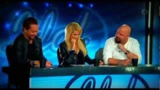 Idol 2010 - Malin Brännlund Audition - English Subtitles