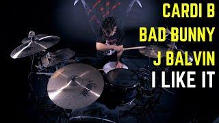 Cardi B, Bad Bunny & J Balvin - I Like It | Matt McGuire Drum Cover
