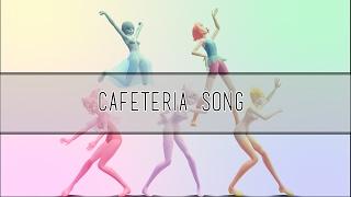【MMD||SU】Pearls - Cafeteria Song