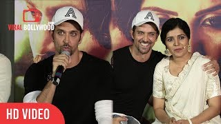Hrithik Roshan Full Speech | Hrudayantar Trailer Launch | Viralbollywood