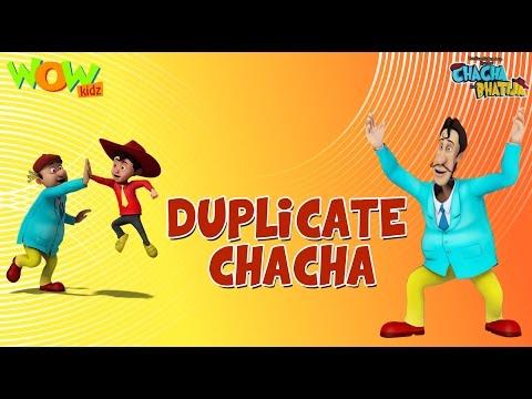Duplicate Chacha - Chacha Bhatija - Wowkidz
