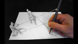 how to draw 3d - 😯Incredible Drawing - cool drawings | easy drawings | pencil drawings