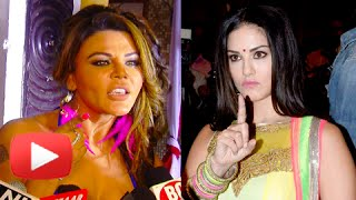 (Video) Rakhi Sawant's Ridiculously Bitchy Message For Sunny Leone