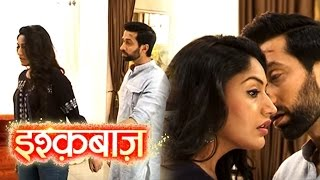 Anika & Shivaay Romantic hug for the First Time Ishqbaaaz  TV Prime Time
