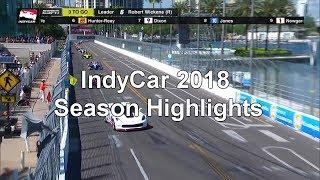 IndyCar 2018 Season Highlights