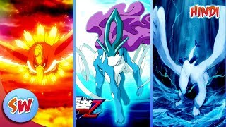 Top 10 Best Second Generation Pokemon   Explained in Hindi   Anime in hindi