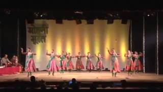 Kathak Dance : Group : Disciples of Prajakta Raj (Atre) :
