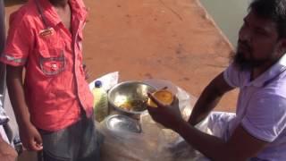 Street Food ( Jhal Muri) Paffed Rice. Very  Delicious food.