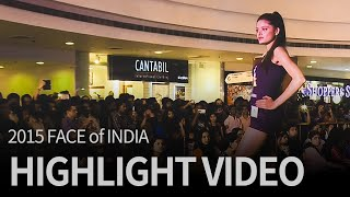 2015 Asia New Star Model Contest Face of INDIA