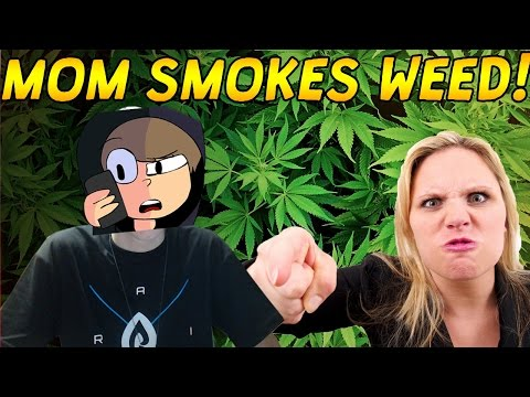 Xxx Mp4 Mom Catches Us Smoking Weed THEN SMOKES IT 3gp Sex