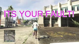 GTA 5 Mod Trolling #28
