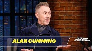 Alan Cumming Talks About His Groundbreaking Role in Instinct