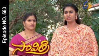 Savithri | 20th January 2017| Full Episode No 563| ETV Telugu
