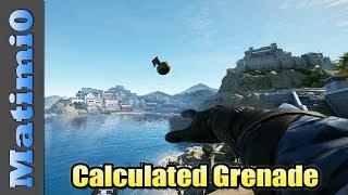 Calculated Grenade - Rainbow Six Siege