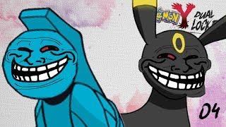 Pokémon Y DualLocke Ep.4 - ESTOS 2 POKÉMON ME TIENEN QUE SALVAR EL LOCKE...