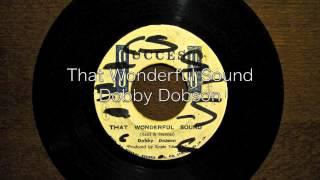 That Wonderful Sound / Dobby Dobson