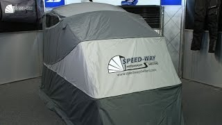 Speed-Way Motor Shelters Motorcycle Cover | Motorcycle Superstore