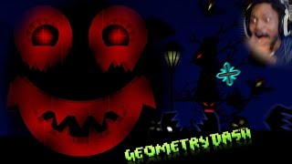 BEST HALLOWEEN LEVELS EVER | Geometry Dash #18 (Halloween Special 2016)