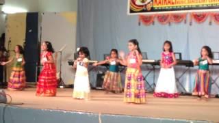 Pavada Nalla Pavada...... Alisha's Dance Performance at Kairali Kalamandelam UAE