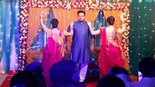 Bangladesh holud sonda dance 2017.