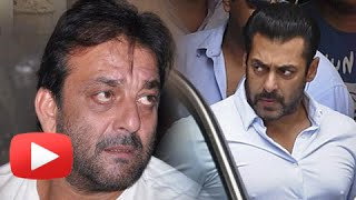 Sanjay Dutt's ANGRY Answer To His Fight With Salman Khan.