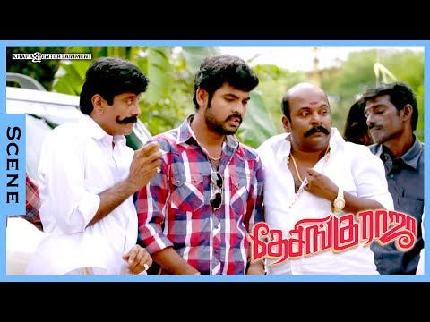 Xxx Mp4 Desingu Raja Tamil Movie Scenes Vimal Meet Bindu Madhavi At Temple Interval Credit 3gp Sex