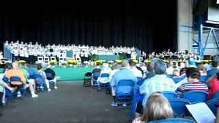 7/31/11 German Fest Mass Choir