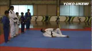 Fundamentos do Judo - Yoko Ukemi