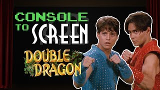Console to Screen - Double Dragon