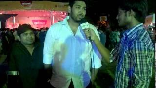 Gaan Mela 2015@Singer Protik Hasan & RJ Saimur @ Gan mela