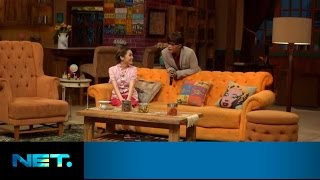 Kartika Putri, Ricky & Delon Part 1 | Ini Talk Show | Sule & Andre | NetMediatama