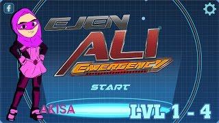 EJEN ALI EMERGENCY LVL 1 - 4 | AKISAKURA GAMEPLAY