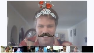 3OH!3 Live Chat from 8/15/12
