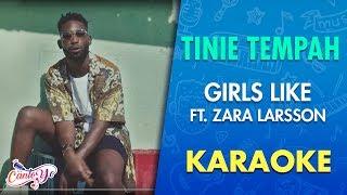 Tinie Tempah - Girls Like (ft. Zara Larsson) CON LETRA | CantoYo Karaoke