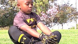 7 Year Old Football Phenom : Champ Brown - UTR Youth Baller
