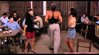 Van Damme On the Dance floor HD (Kickboxer 1989 by Jean-Claude Van Damme)
