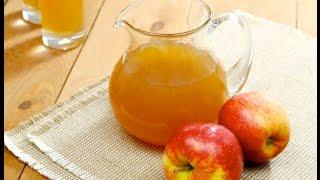 آموزش درست کردن سرکه سیب طبیعی در خانه -1 How To Make Raw Apple Cider Vinegar