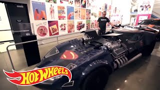 Batman v. Superman – with Bryan Benedict | All Access | Hot Wheels