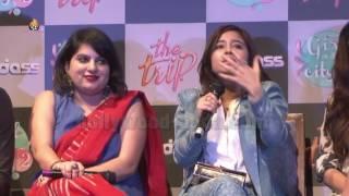 Bindass Web Series The Trip With Shweta Tripathi & Sapna Pabbi