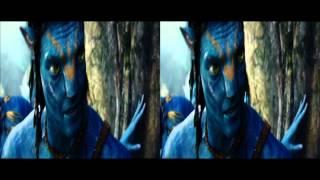 Avatar 3D Trailer HD 3D