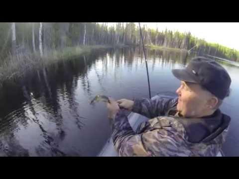 рыбалка на семиозерье в карелии
